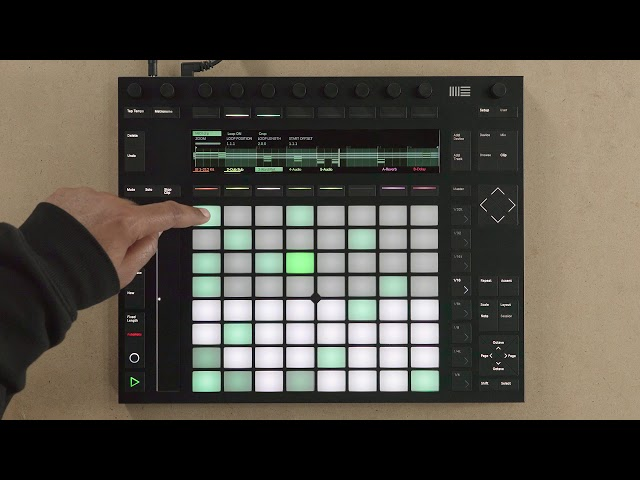 Learn Push 2: 32-Note Melodic Step Sequencer