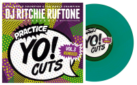 "DJ RITCHIE RUFTONE Practice Yo! Cuts Vol.3 Remixed (7"") по цене 1 900 руб."