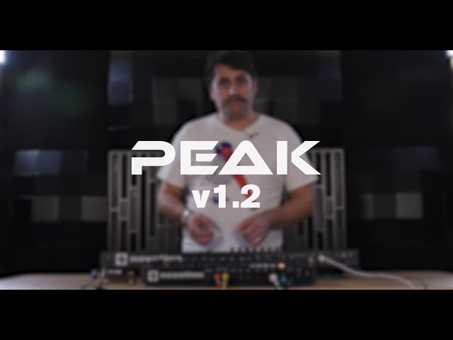Novation // Peak v1.2 - Envelopes