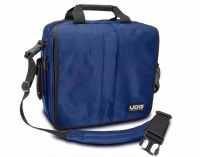 UDG Ultimate CourierBag Deluxe Christmas Edition Navy Blue - UDG CourierBag Deluxe, Сумка для виниловых пластинок.