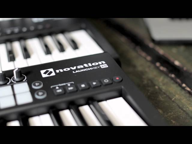 Novation // Launchkey Getting Started - Video 1 - Box contents