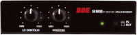 BBE 282 IR Desktop Sonic Maximizer for Studios and Live Sound по цене 8 140 руб.