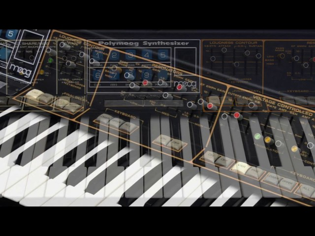 Syntronik - Hardware Synthesizer DNA - Part 5