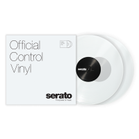 "Serato 12"" Control Vinyl Performance Series (пара) - Clear по цене 3 130 руб."