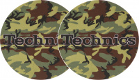 Slipmat-Factory Technics Army Slipmats (Пара) по цене 1 530 ₽