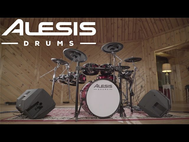 Introducing the Alesis Strike Pro Special Edition