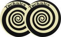 Slipmat-Factory Spiral Yellow (Пара) по цене 1 540 руб.