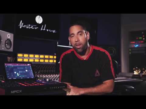 Standalone Challenge: Daddy Yankee Producer Echo on the MPC X