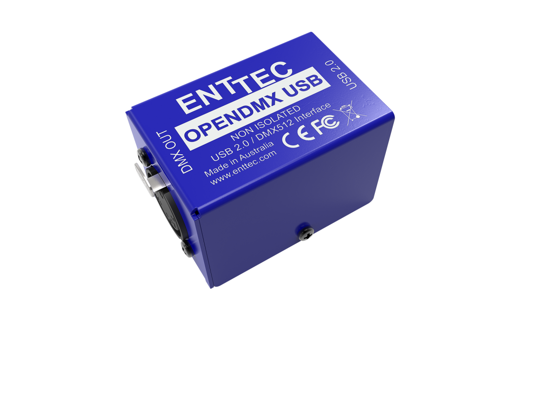 ENTTEC OPEN USB DMX WINDOWS XP DRIVER DOWNLOAD