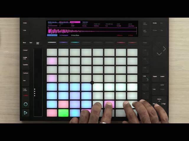 Ableton Push 2 Tutorial – Advanced Drum Techniques