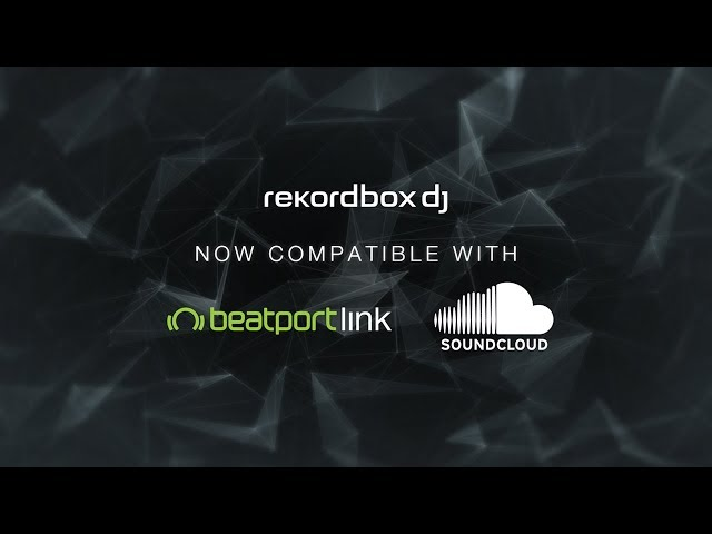 rekordbox ver. 5.6.1 update brings support for Beatport LINK and SoundCloud Go+ streaming services
