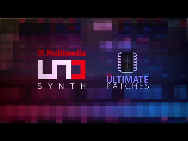 Stock Your Synth! Free Ultimate Patches Volume 2 (limited time) for UNO SYNTH