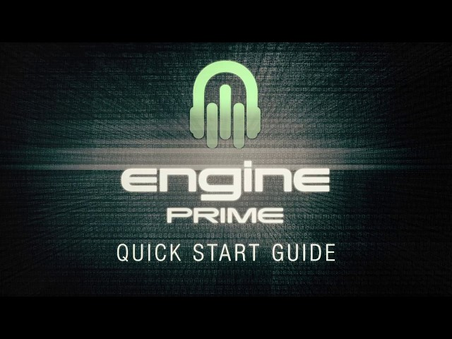 Engine Prime Quick Start Guide