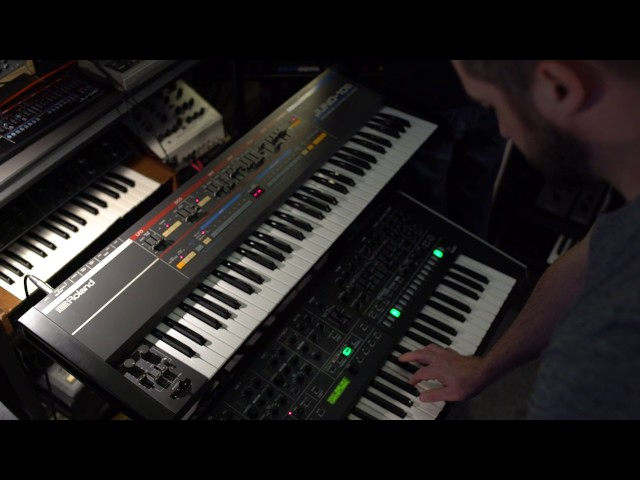 JUNO-106 PLUG-OUT for Roland SYSTEM-8 Synthesizer