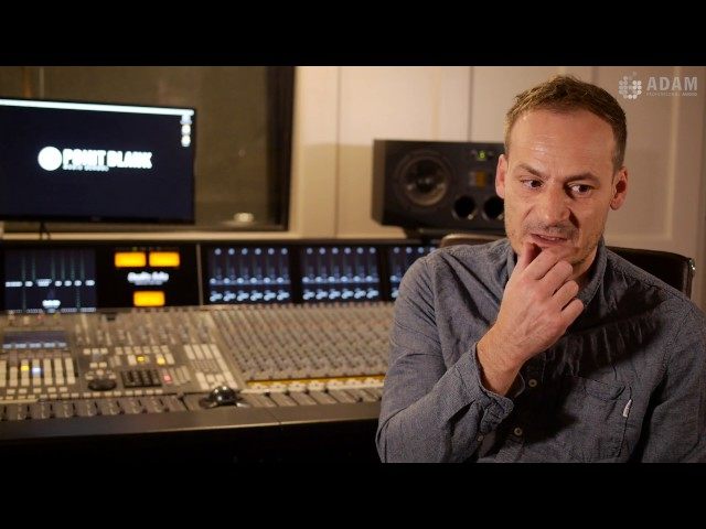 ADAM Audio - In The Studio With Point Blank Music School
