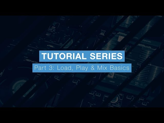 Denon DJ Prime 4 Tutorial Part Three – Load, Play & Mix Basics
