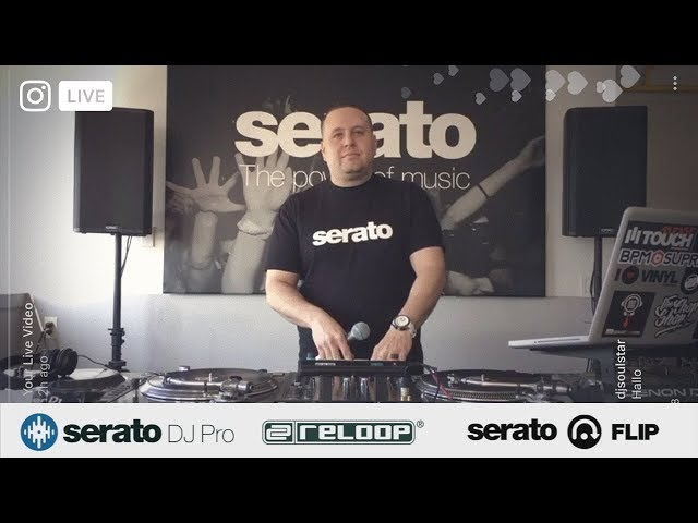 Serato NYC Live DJ Session – Turntablism Hip Hop Set w/ Reloop & DJ Sojo