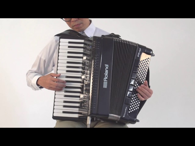 "Roland FR-4x/FR-4xb V-Accordion ""Selecting Accordion Set"""