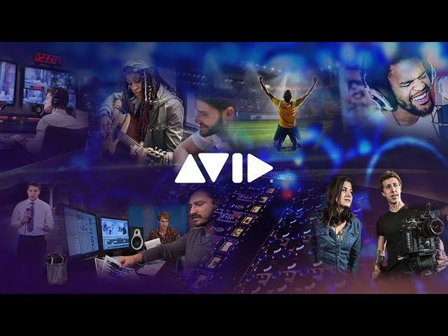 #AVID AT #NAMM2019 | Sound for Picture and VR
