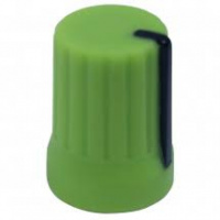 DJTT Chroma Caps Super Knob Green по цене 200 ₽