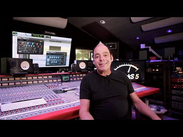Tom Lord-Alge Mixing Drums with T-RackS 5