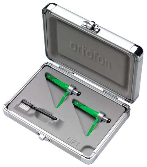 Ortofon DigiTrack Green Concorde Twin