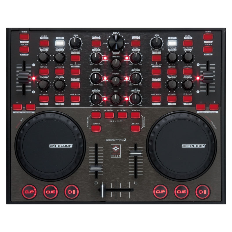 Reloop Digital Jockey 2 Master Edition