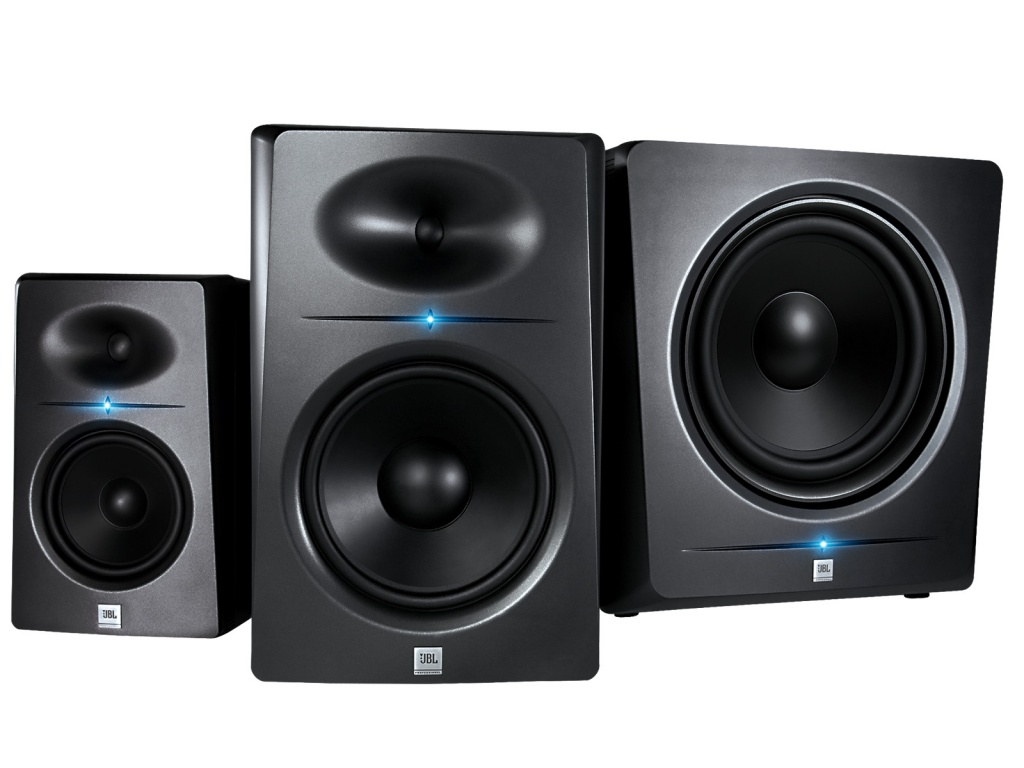 JBL LSR2300 SERIES STUDIO MONITORS