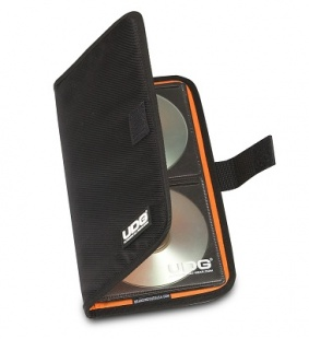 UDG Ultimate CD Wallet 24 Black, Orange Inside по цене 1 000 руб.