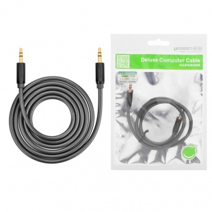 Ugreen 3.5mm mini Stereo Jack - 3.5 mm mini Stereo Jack Aux Cable, 1 метр по цене 400 руб.