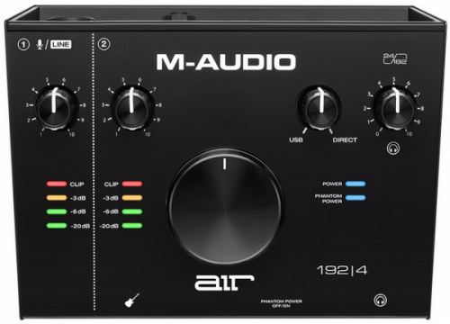 M-Audio AIR 192 | 4 по цене 13 530 ₽