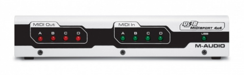 M-Audio MidiSport 4x4 USB по цене 9 040 руб.