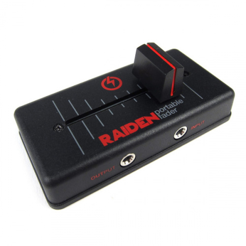 RAIDEN FADER VVT-MK1 Black/Red по цене 5 600 руб.