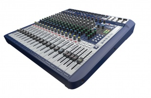 SOUNDCRAFT Signature 16 по цене 57 672 руб.