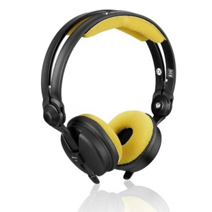 ZOMO Earpad Set for Sennheiser HD 25 Velour Yellow по цене 1 690 руб.