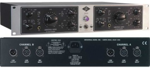 Universal Audio 2-610 Dual Channel Tube Preamplifier  по цене 145 200 руб.