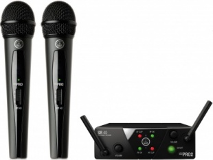 AKG WMS40 Mini2 Vocal Set по цене 15 886 руб.
