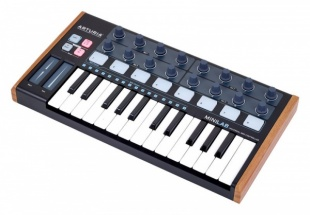 Arturia MiniLab Black Edition по цене 8 840 руб.
