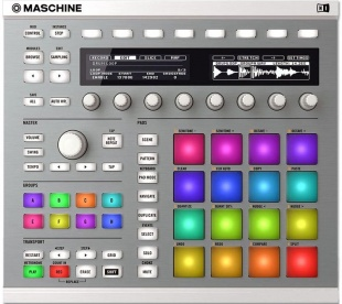 Native Instruments Maschine Mk2 Wht по цене 41 325 руб.