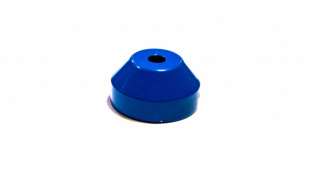 CHINMACHINE INDUSTRIES Dome 45 adapter - Blue по цене 600 руб.