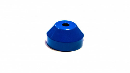 CHINMACHINE INDUSTRIES Dome 45 adapter - Blue по цене 600 ₽