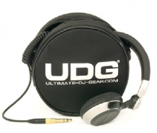 UDG Ultimate Headphone Bag Black по цене 2 190 руб.