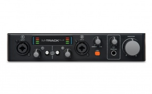 M-Audio MTrack Plus II по цене 10 830 руб.