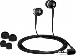 Sennheiser CX 300-II PRECISION BLACK по цене 3 500 руб.
