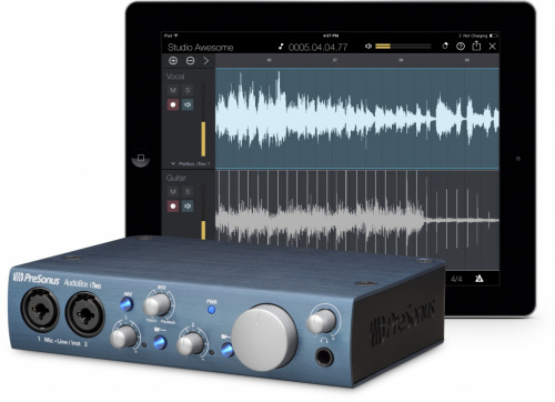 PreSonus AudioBox iTwo по цене 13 781 руб.