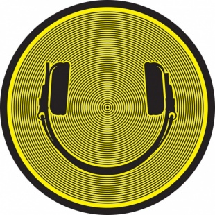DMC Technics Smiley Headphones Slipmats (Пара) по цене 1 800 руб.