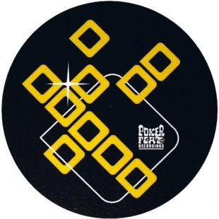Slipmat-Factory Poker Flat Slipmats (Пара) по цене 1 250 руб.