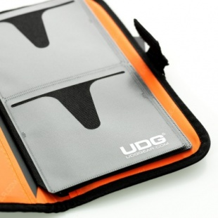 UDG CD Wallet 24 Steel Grey/Orange по цене 610 руб.