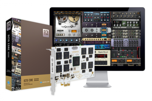 Universal Audio UAD-2 OCTO Core по цене 106 320 ₽
