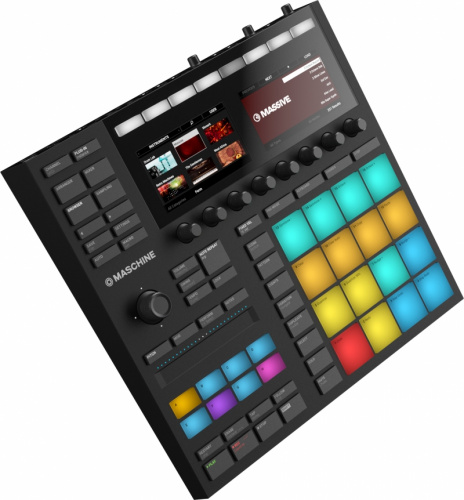 Native Instruments Maschine Mk3 по цене 47 600 руб.
